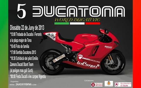 DUCATONA 2013