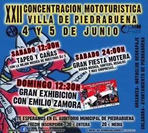 CONCENTRACION MOTOTURISTICA PIEDRABUENA_CIUDAD REAL_EMILIO_ZAMORA_DUCATI_STUNT_TEAM_MOTOR_SHOW_2016