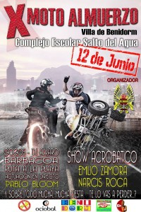X MOTOALMUERZO BENIDORM_LOS BUHOS_EMILIO_ZAMORA_DUCATI_STUNT_TEAM_MOTOR_SHOW_2016
