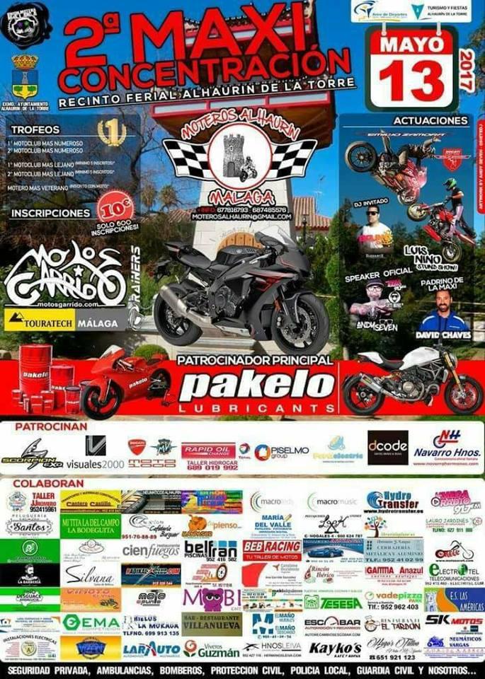 maxi concentracion_alhaurin de la torre_malaga_espectaculo_moto_emilio_zamora_ducati_stunt_team_motor_show_2017