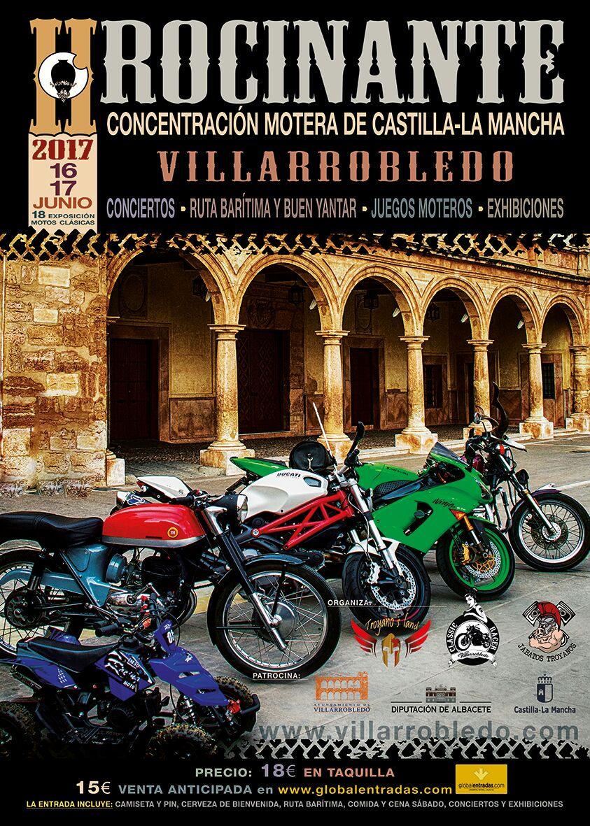 ROCINANTE_2017_CONCENTRACION_MOTORISTA_MOTOTURSIMO_VILLARROBLEDO_ALBACETE_EMILIO_ZAMORA_DUCATI_STUNT_TEAM_MOTOR_SHOW_RIDER