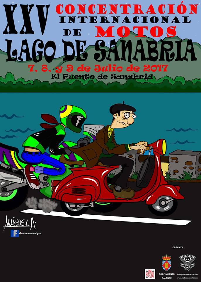 LAGO DE SANABRIA_ZAMORA_2017_EMILIO_ZAMORA_DUCATI_STUNT_TEAM_MOTOR_SHOW