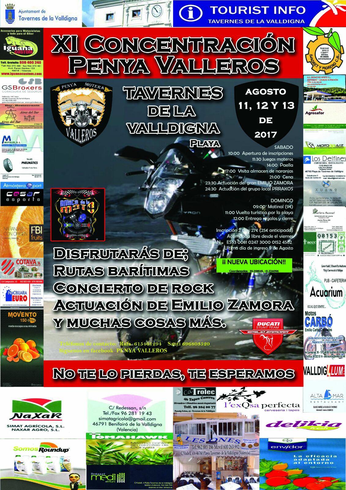 CONCENTRACION PENYA VALLEROS_TAVERNES DE LA VALLDIGNA_2017_EMILIO_ZAMORA_DUCATI_STUNT_SHOW_MOTOR_TEAM_ESPECTACULO_MOTOCICLISMO_QUAD