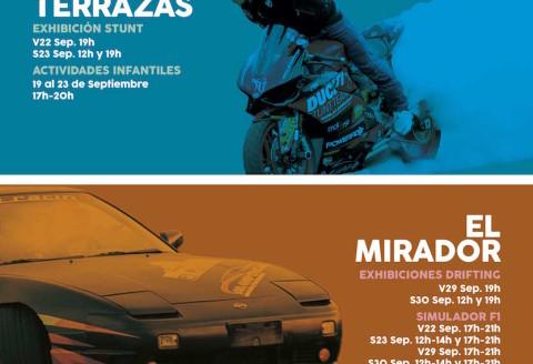 22 y 23 septiembre... CC LAS TERRAZAS - GRAN CANARIA