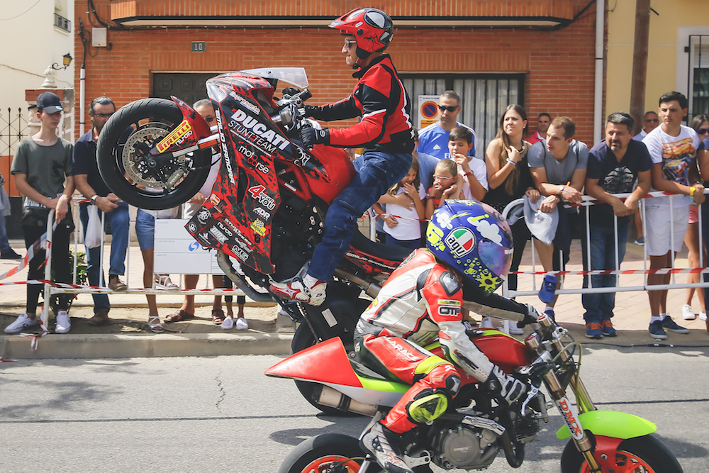 012 VILLAREJO DE SALVANES_EMILIO_ZAMORA_DUCATI_STUNT_TEAM_MOTOR_SHOW_ESPECTACULO_FREESTYLE_QUAD_MOTO_WHEELIE_STOPPIE_BURN OUT_MADRID_DIVERTIDO_DIVERSION_EXHIBICION_2017