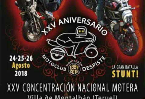 25 agosto... MONTALBÁN - Teruel!