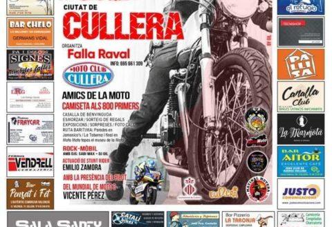 11 noviembre.. MOTO ALMUERZO CULLERA