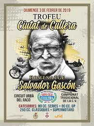 HOMENAJE SALVADOR GASCÓN - CULLERA