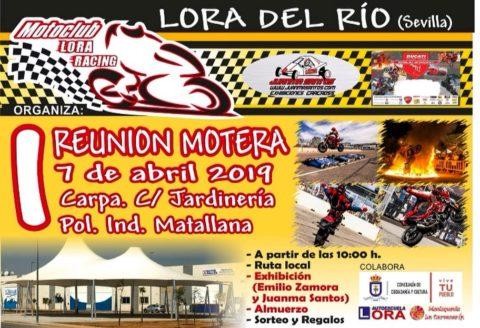 7 de abril.. LORA DEL RIO!!