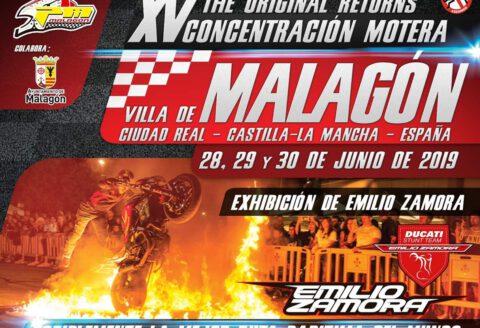 29 junio... MALAGÓN - Ciudad Real!