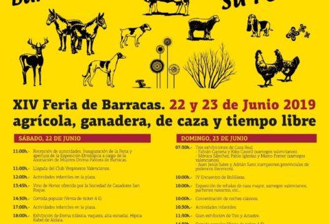 23 junio... BARRACAS - Castellón!