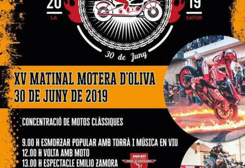 30 de junio... OLIVA - Valencia!!