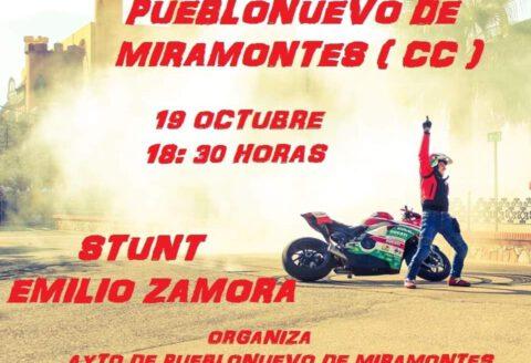 19 octubre... PUEBLONUEVO DE MIRAMONTES!!