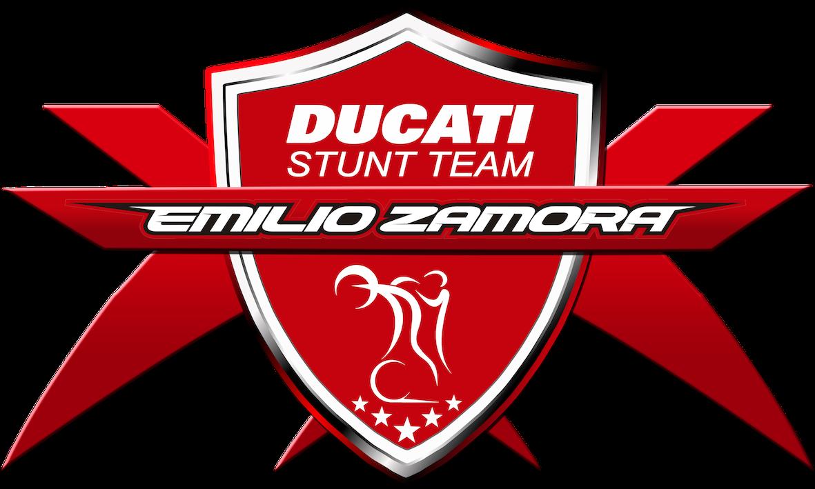 Emilio Zamora DUCATI STUNT TEAM