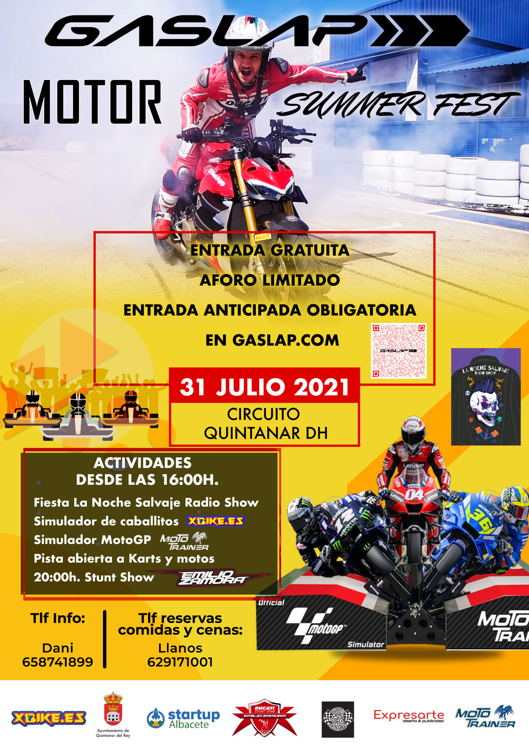 MOTOR SUMMER FEST by GASLAP!!