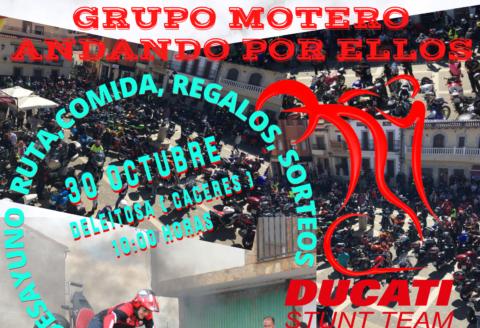 30 octubre... DELEITOSA - Cáceres!!